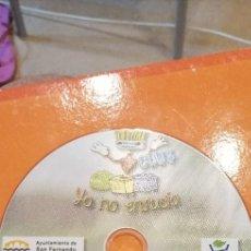 CDs de Música: CAJ-101217 CD YO NO ENSUCIO AYUNTAMIENTO DE SAN FERNANDO. Lote 211439002