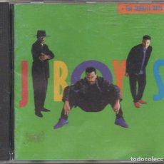CDs de Música: J BOYS - THE JAMAICA BOYS / CD ALBUM DE 1990 / MUY BUEN ESTADO RF-6704. Lote 211452214