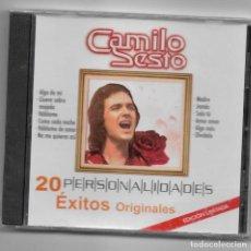 CDs de Música: CAMILO SESTO CD PERSONALIDADES PRECINTADO. Lote 211454979