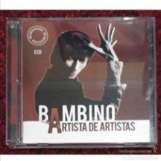 CDs de Música: BAMBINO (ARTISTA DE ARTISTAS - 10º ANIVERSARIO). Lote 211461399