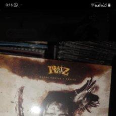 CDs de Música: LA RAÍZ - ENTRE POETAS Y PRESOS - CD. ¡¡NUEVO!!. Lote 211481624