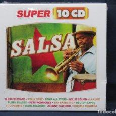 CDs de Música: SUPER 10 CD - SLSA - 10 CD. Lote 211488055