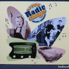 CDs de Música: MICHEL LEGRAND – HAPPY RADIO DAYS - CD. Lote 211488969