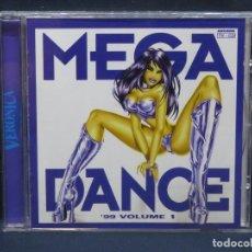 CDs de Música: MEGA DANCE 99 - VOLUME 1 - CD. Lote 211492629