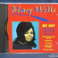CDs de Música: MARY WELLS - MY GUY - THE BEST OF MARY WELLS - CD. Lote 211494544