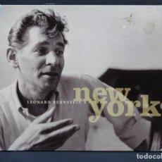 CD di Musica: LEONARD BERNSTEIN´S - NEW YORK - CD. Lote 211495952