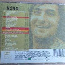 CDs de Música: NINO BRAVO TODOS LOS NUMEROS 1. Lote 211498386