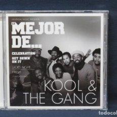 CDs de Música: KOOL & THE GANG - LO MEJOR DE KOOL & THE GANG - CD. Lote 211501586
