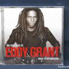 CDs de Música: EDDY GRANT - THE VERY BEST OF EDDY GRANT - ROAD TO REPARATION - CD. Lote 211501666