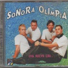 CDs de Música: SONORA OLIMPIA - UNA NUEVA ERA / CD ALBUM DEL 2000 / MUY BUEN ESTADO RF-6738. Lote 211503032