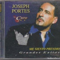 CDs de Música: JOSEPH PORTES - ME SIENTO PRENDIO / CD ALBUM DEL 2003 / MUY BUEN ESTADO RF-6739. Lote 211503089
