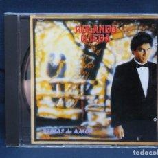 CDs de Música: ROLANDO OJEDA – PERLAS DE AMOR - CD. Lote 211504642