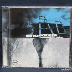 CDs de Música: VARIOS – HOW DEEP IS THE OCEAN?: THE IRVING BERLIN SONGBOOK - CD. Lote 211505144
