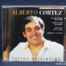 CDs de Música: ALBERTO CORTEZ - EXITOS ORIGINALES - CD. Lote 211505400