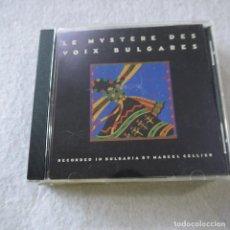 CDs de Música: LE MYSTÈRE DES VOIX BULGARES - CD. Lote 211509320