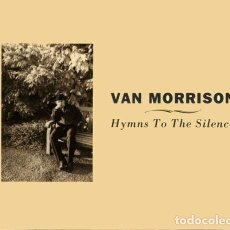 CDs de Música: VAN MORRISON HYMNS TO THE SILENCE 2 CDS ORIGINAL 1991 LIBRETO 24 PAG.. Lote 211513481