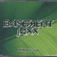 CDs de Música: BASEMENT JAXX – RENDEZ-VU – EVERLASTING RECORDS – CD. Lote 211515739