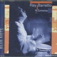 CDs de Música: RAY BARRETTO & NEW WORLD SPIRIT – MY SUMMERTIME. Lote 211516199