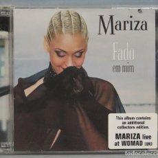 CDs de Música: CD. MARIZA. FADO EM MIM. Lote 211516342