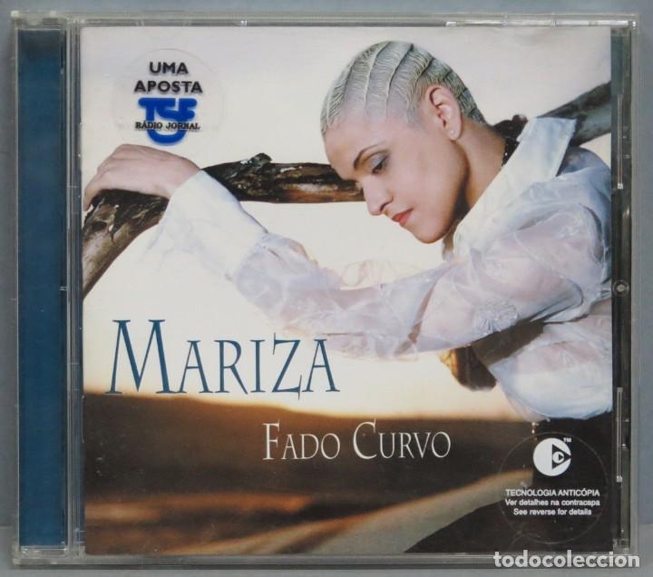 CD. MARIZA. FADO CURVO (Música - CD's Otros Estilos)