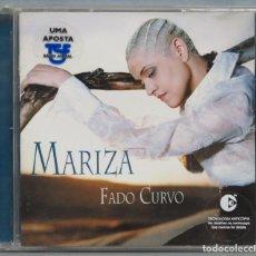 CDs de Música: CD. MARIZA. FADO CURVO. Lote 211516395