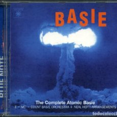 CDs de Música: COUNT BASIE – THE COMPLETE ATOMIC BASIE – CD. Lote 211516580