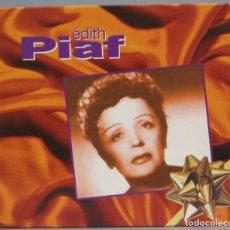CDs de Música: 3 CD. EDITH PIAF. Lote 211516671