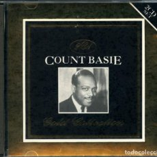 CDs de Música: COUNT BASIE – THE COUNT BASIE GOLD COLLECTION – 2 CD. Lote 211516751