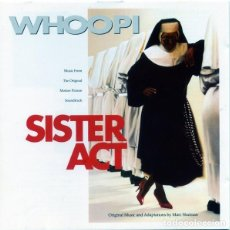 CDs de Música: SISTER ACT / MARC SHAIMAN, VARIOS CD BSO. Lote 211516819