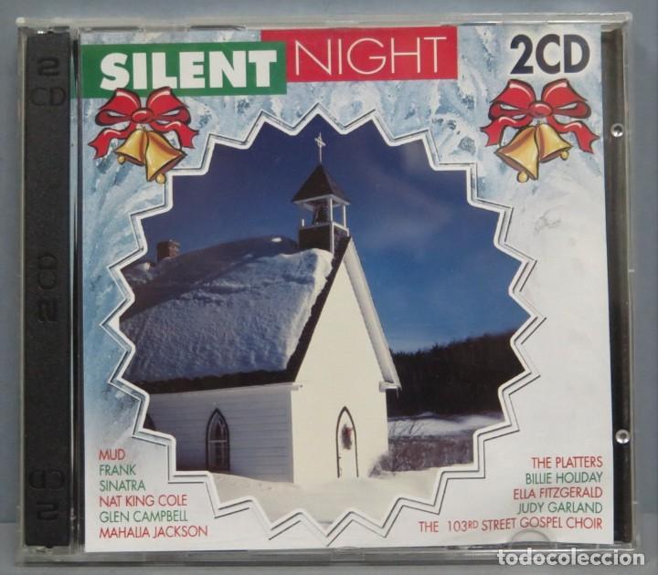 2 CD. SILENT NIGHT (Música - CD's Otros Estilos)