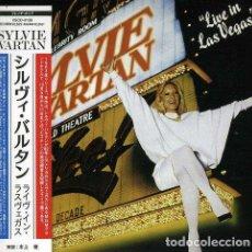 CDs de Música: SYLVIE VARTAN - LIVE IN LAS VEGAS - (CD NUEVO). Lote 211530597
