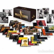 CDs de Música: MILES DAVIS - COLLECTION BOX (28 CD) - (CD NUEVO). Lote 211531082