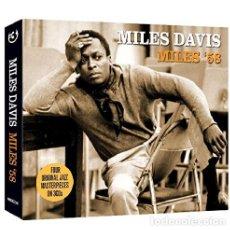 CDs de Música: MILES DAVIS - MILES 58 (3 CD) - (CD NUEVO). Lote 211532102