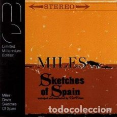 CDs de Música: MILES DAVIS - SKETCHES OF SPAIN - (CD NUEVO). Lote 211534389