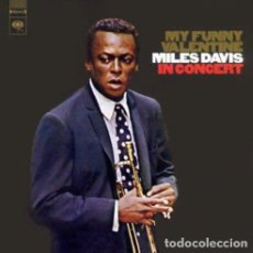 CDs de Música: MILES DAVIS - MY FUNNY VALENTINE - (CD NUEVO). Lote 211535769