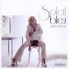 CDs de Música: SYLVIE VARTAN - SOLEIL BLEU - (CD NUEVO). Lote 211537065