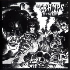 CDs de Música: CRAMPS (THE) - OFF THE BONE - (CD NUEVO). Lote 211537367