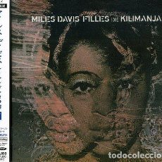 CDs de Música: MILES DAVIS - FILLES DE KILIMANJARO - (CD NUEVO). Lote 211539004