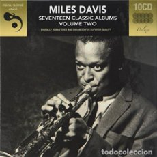CDs de Música: MILES DAVIS - 17 CLASSIC ALBUMS (10 CD) - (CD NUEVO). Lote 211542457