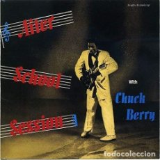 CDs de Música: CHUCK BERRY - AFTER SCHOOL SESSION - (CD NUEVO). Lote 211546810