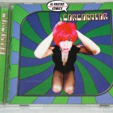 CDs de Música: CORCOBADO, CORCOBATOR, CD 1999, ALTERNATIVE. Lote 211577309