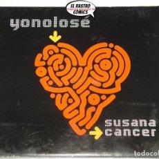CDs de Música: SUSANA CÁNCER, YONOLOSÉ, CD LA ECLÉCTICA MADRILEÑA, 2005, ALTERNATIVE. Lote 211583217