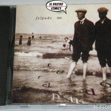 CDs de Música: FELPUDO TOS, TOS FELPUDO, CD SUBTERRÁNEO RECORDS, 1998, POST-PUNK, PUNK. Lote 211584011