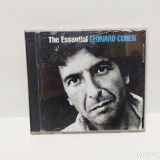 CDs de Música: LEONARD COHEN THE ESSENTIAL 2 CD´S BUEN ESTADO. Lote 211588280