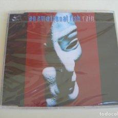 CDs de Música: AN EMOTIONAL FISH RAIN 2 VERSIONES + 2 CD SINGLE. Lote 211596391