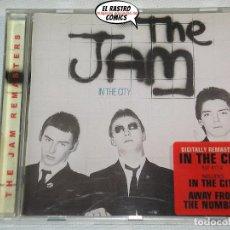 CDs de Música: THE JAM, IN THE CITY, CD, MOD, PUNK. Lote 211601404