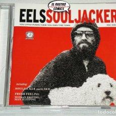 CDs de Música: EELS, SOULJACKER, CD DREAMWORKS RECORDS, 2001, ALTERNATIVE. Lote 211603626