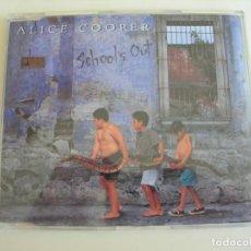 CDs de Música: ALICE COOPER SCHOOL´S OUT +1 CD SINGLE. Lote 211603719