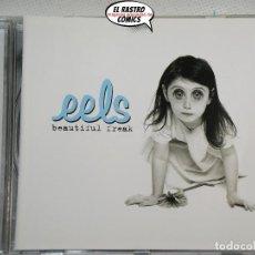 CDs de Música: EELS, BEAUTIFUL FREAK, CD DREAMWORKS RECORDS, 1996, ALTERNATIVE. Lote 211605485