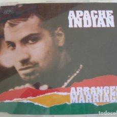 CDs de Música: APACHE INDIAN ARRANGED MARRIAGE 3 VERSIONES + 1 CD SINGLE. Lote 211607392